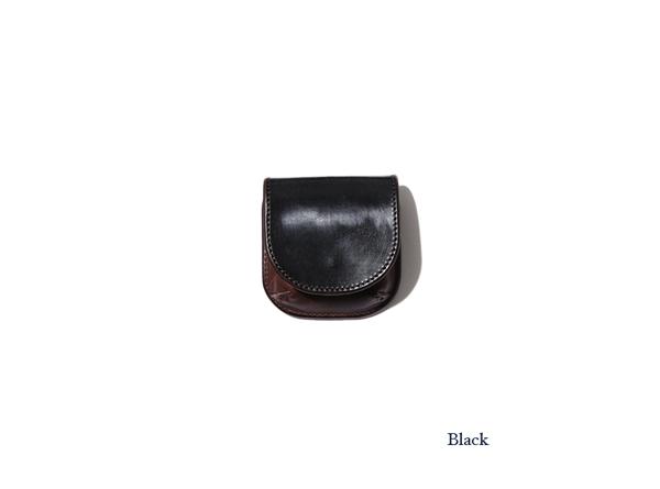 コインケース-ブラック