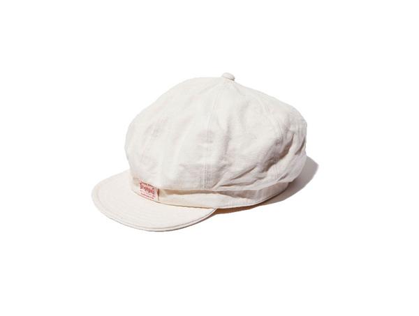 ダック帽子