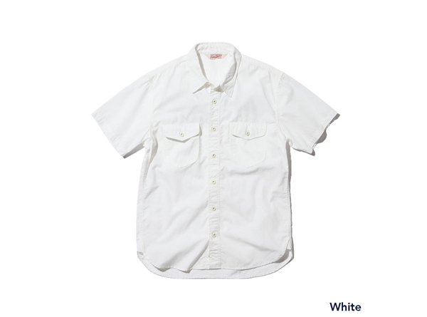 シャツ-white