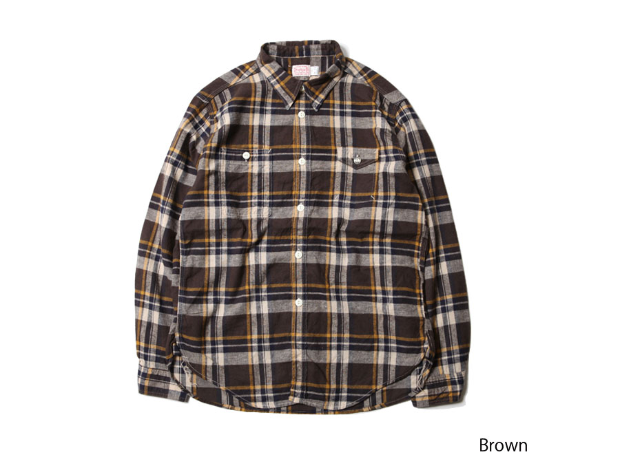 TR20SS402Brown文字入り